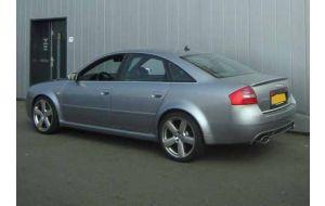 Milltek Sport uitlaat Audi RS6 4.2 V8 biturbo
