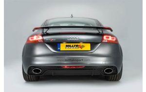 Milltek Sport uitlaat Audi TTRS 8J 2.5 TFSI Quattro