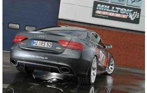 Milltek Sport uitlaat Audi RS5 B8 4.2 FSI V8