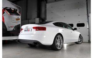 Milltek Sport uitlaat Audi S5 Sportback 3.0 TFSI 333 pk 440 Nm