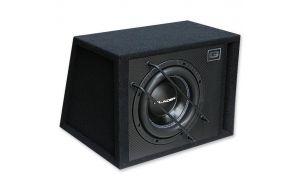 Gladen SQX 8 VB 20cm 250w Bass reflex behuizing