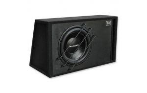 Gladen SQX 10 VB 25cm 350w Bass reflex behuizing
