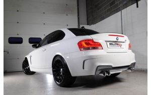 Milltek Sport uitlaat BMW 1M Coupe E82
