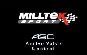 Milltek Active Valve Control Audi incl. inbouw