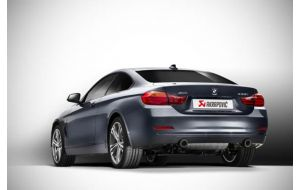 Akrapovic uitlaat BMW 435i F32 Evolution system