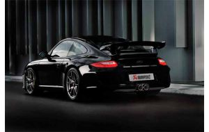Akrapovic uitlaat Porsche 911 GT3 RS 997 3.6l Slip-on system