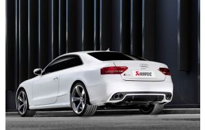 Akrapovic uitlaat Audi RS5