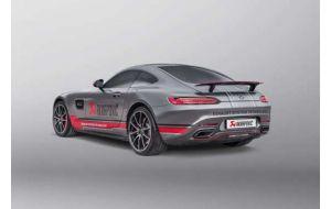 Akrapovic uitlaat Mercedes AMG GT (S) (C) Roadster