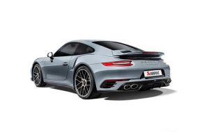 Akrapovic uitlaat Porsche 991.2 Turbo (S)