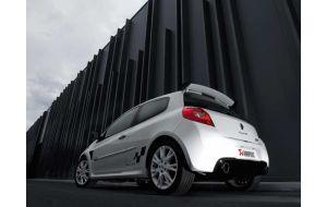 Akrapovic uitlaat Renault Clio III RS 200 Evolution line