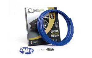 Alloygator velgenbescherming blauw