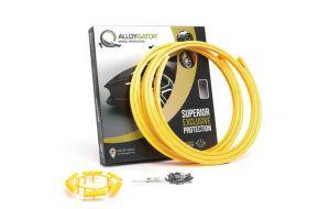 Alloygator velgenbescherming geel