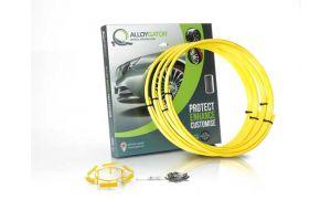AlloyGator inter geel velgenbescherming 12 t/m 19 inch