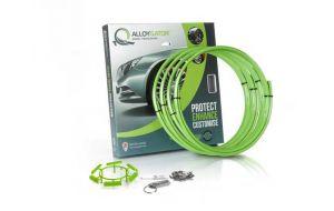 AlloyGator inter groen velgenbescherming 12 t/m 19 inch