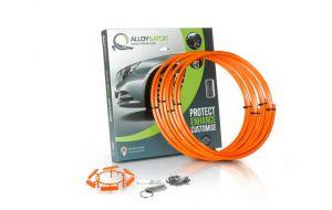 AlloyGator inter oranje velgenbescherming 12 t/m 19 inch