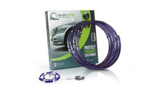 AlloyGator inter paars velgenbescherming 12 t/m 19 inch