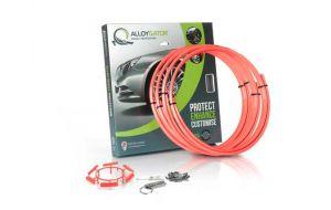 AlloyGator inter roze velgenbescherming 12 t/m 19 inch