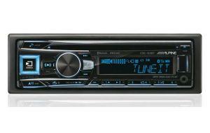 Alpine CDE-193BT Bluetooth radio