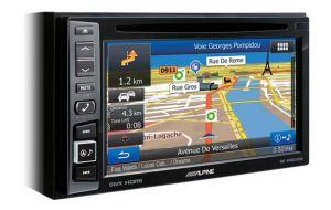 Alpine INE-W990HDMI 2-din navigatie met Bluetooth