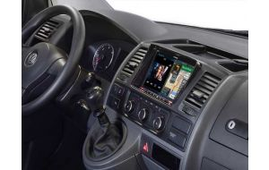 Alpine X801D-U navigation VW Transporter T5