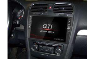 Alpine X901D-G6 navigatie VW Golf 6