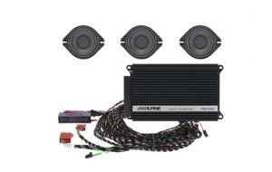 Alpine SPC-200AU Audi A4 A5 Q5 audio upgrade