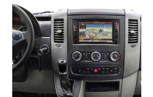 Alpine X800D-S906 navigatie Mercedes Sprinter 906