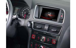 Alpine Style x701D-A4 navigatie Audi Q5