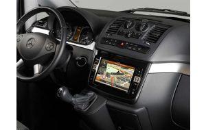 Alpine Style X800D-V navigatie Mercedes Vito V639 Viano W639