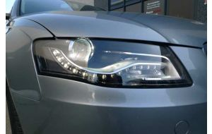 Audi A4 B8 xenon look LED DRL koplampen - Pro Car Tuning