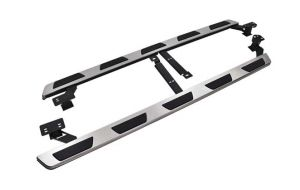 Audi Q5 Side Steps Treeplanken Running Boards 08-13