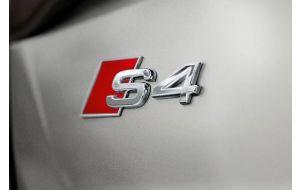 Audi S4 logo embleem origineel