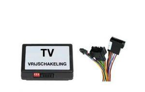 Audi TV en DVD vrijschakeling met inbouw