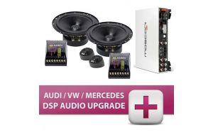 Audi VW Seat DSP audio upgrade