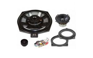 Audio System X200 BMW DUST EVO upgrade speakers