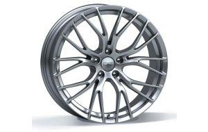 BE wheels Force 4 by Breyton Hyper silver velgen