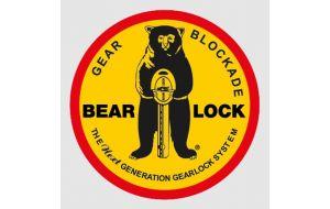 Bearlock bedrijfswagen beveiliging versnellingsbakslot incl. inbouw