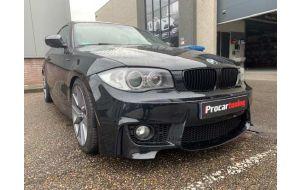 BMW 1 serie E81 E82 E87 E88 1M voorbumper
