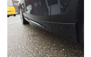 BMW 1 serie E87 M-Tech look sideskirts 04-11
