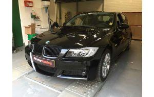 BMW 3-series E90 M-tech look body kit 05-08