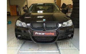 BMW 3-serie E90 LCI M-tech look bodykit 08-11