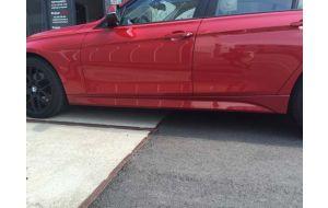 BMW 3 serie F30 F31 touring M-Sport sideskirts - Pro Car Tuning
