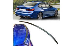 BMW 3-serie G20 M styling achterklepspoiler gespoten