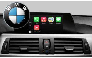 Carplay BMW upgrade 2017-