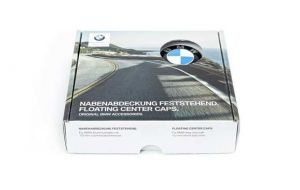 BMW Floating center cap