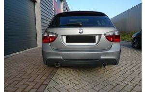 BMW 3 serie E90-E91 M-tech duplex diffuser - Pro Car Tuning