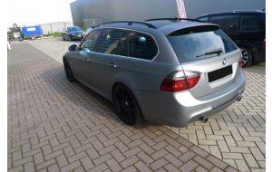 BMW 3-series E91 Touring M-tech look body kit 08-11