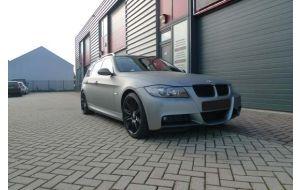 BMW 3-series E91 touring M-tech look body kit 05-08