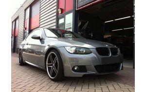 BMW 3-series E92 E93 LCI M-tech look body kit 10-14