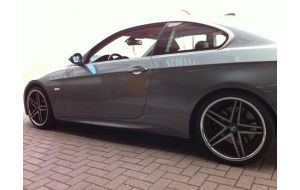 BMW E92 E93 M-tech look sideskirts - Pro Car Tuning